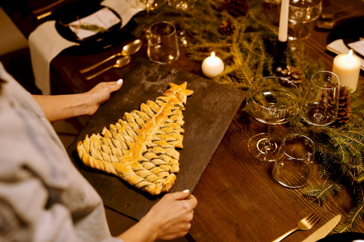 Christmas recipes made easy for your next Christmas dinner party