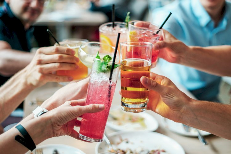 Easy to make Mocktail recipes for your New year's stay-at-home party