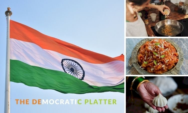 Republic Day Special - The democratic Dessert platter from across India!